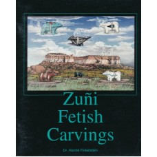 Zuni Fetish Carvings by Dr. Harold Finkelstein