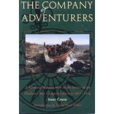 Company of Adventurers by Isaac Cowie