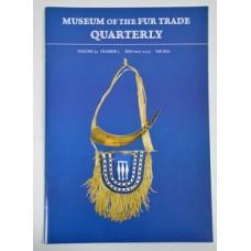 Museum of the Fur Trade Quarterly, Volume 52:3; 2016