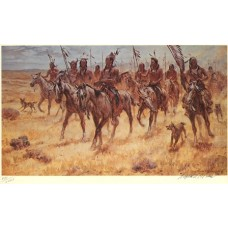 """Return of the Proud Braves"" by Reynold Brown"