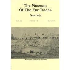 Museum of the Fur Trade Quarterly, Volume 31:2, 1995