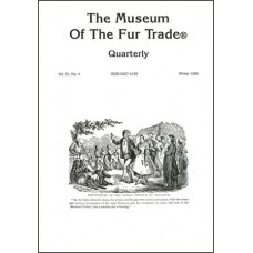 Museum of the Fur Trade Quarterly, Volume 31:4, 1995