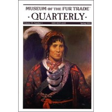Museum of the Fur Trade Quarterly, Volume 39:1, 2003