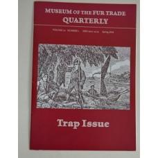 Museum of the Fur Trade Quarterly; Volume 52:1, 2016