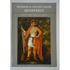Museum of the Fur Trade Quarterly, Volume 52:4, 2016
