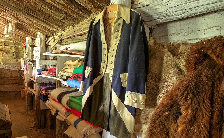 Fur Trade Historical Sites Museum Of The Fur Trade