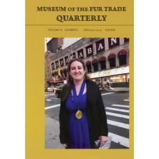 Museum of the Fur Trade Quarterly, Volume 54:3, 2018