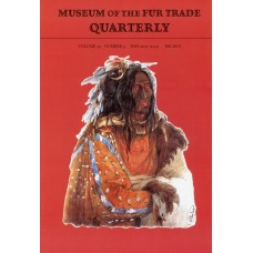 Museum of the Fur Trade Quarterly, Volume 55:3, 2019