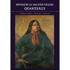 Museum of the Fur Trade Quarterly, Volume 56:2, 2020
