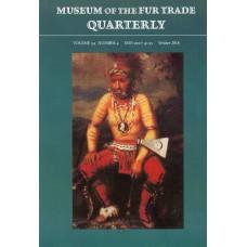 Museum of the Fur Trade Quarterly, Volume 54:4, 2018