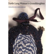 Turtle Lung Woman's Granddaughter by Delphine Red Shirt