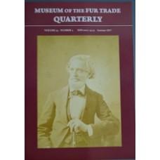 Museum of the Fur Trade Quarterly, Volume 53:2, 2017