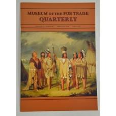 Museum of the Fur Trade Quarterly, Volume 51:3, 2015