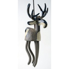 Ceramic Hanging Mule Deer