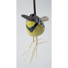 Ceramic Hanging Meadowlark
