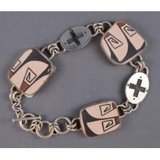 Mata Ortiz Shard Bracelet