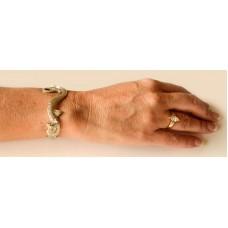 Bracelet, Snake Side Plate