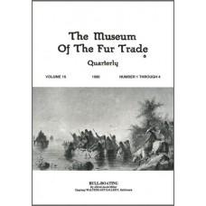 Museum of the Fur Trade Quarterly, Volume 16, 1980