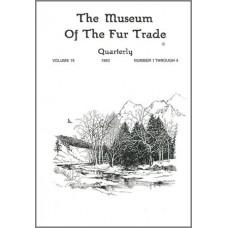 Museum of the Fur Trade Quarterly, Volume 19, 1983