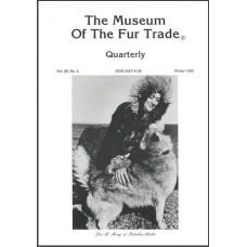 Museum of the Fur Trade Quarterly, Volume 28:4, 1992