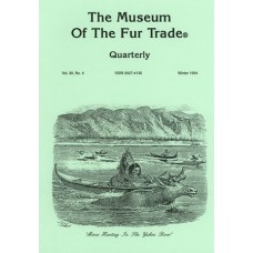 Museum of the Fur Trade Quarterly, Volume 30:4, 1994