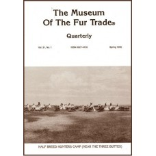 Museum of the Fur Trade Quarterly, Volume 31:1, 1995