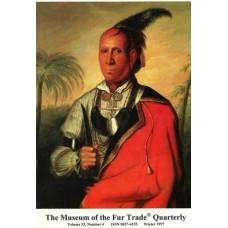 Museum of the Fur Trade Quarterly, Volume 33:4, 1997