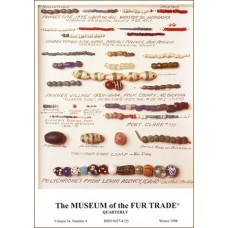 Museum of the Fur Trade Quarterly, Volume 34;4, 1998