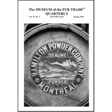 Museum of the Fur Trade Quarterly, Volume 35:1, 1999