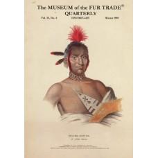 Museum of the Fur Trade Quarterly, Volume 35:4, 1999