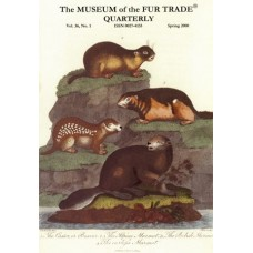Museum of the Fur Trade Quarterly, Volume 36:1, 2000