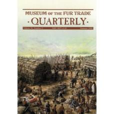 Museum of the Fur Trade Quarterly, Volume 36:2, 2000