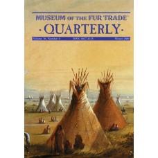 Museum of the Fur Trade Quarterly, Volume 36:4, 2000