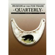 Museum of the Fur Trade Quarterly, Volume 37:1, 2001