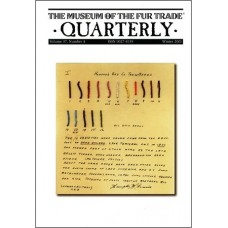 Museum of the Fur Trade Quarterly, Volume 37:4, 2001