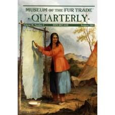 Museum of the Fur Trade Quarterly, Volume 38:2, 2002