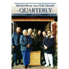Museum of the Fur Trade Quarterly, Volume 39:2, 2003