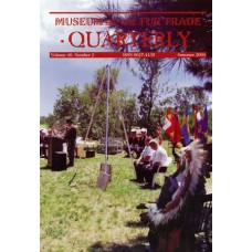 Museum of the Fur Trade Quarterly, Volume 40:2, 2004