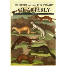 Museum of the Fur Trade Quarterly, Volume 41:1, 2005