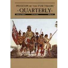 Museum of the Fur Trade Quarterly, Volume 43:1, 2007