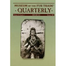 Museum of the Fur Trade Quarterly, Volume 43:2, 2007