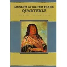 Museum of the Fur Trade Quarterly, Volume 49:1, 2013