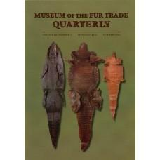 Museum of the Fur Trade Quarterly, Volume 49:2, 2013