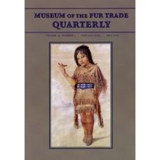 Museum of the Fur Trade Quarterly, Volume 49:3, 2013