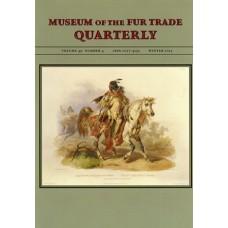 Museum of the Fur Trade Quarterly, Volume 49:4, 2013